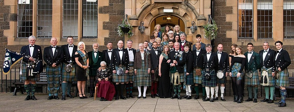 Clan Paisley Society 30th Anniversary Dinner